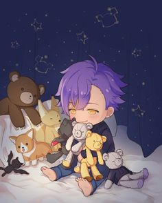 Chibi Boy, Handsome Anime Guys, Star Art, Shining Star, Ensemble Stars, All Star, Kawaii, Drawings, Character