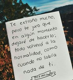 Sad Love Quotes, Some Quotes, Quotes For Him, Random Quotes, Love Phrases, Love Words, Ex Amor, Stupid Love, Quotes En Espanol