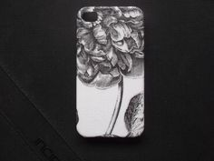 Vintage flower Thailand decoupage case  for iPhone4/4s /Cover case / Hard Case / Accessories for Valentines day on Etsy, ฿446.15
