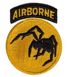 135th Airborne Div - Patton's D-Day Ghost Army-1st US Army Group
