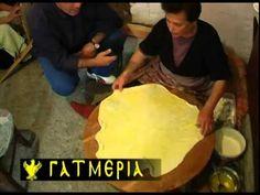 Τσοκαλικλία - Γατμέρια - YouTube The Kitchen Food Network, Food Network Recipes, Spaghetti, Forget, Pizza, Ethnic Recipes, Noodle