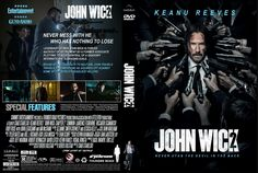 John Wick: Chapter 2 Custom DVD Cover