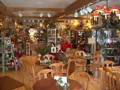 Door County Coffee & Tea located in Carlsville a great place to shop eat and just relax and enjoy Door County.