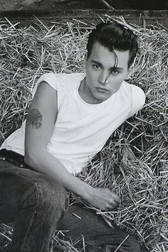 Johnny Depp... mmmmm