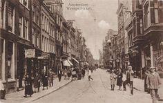 Weesperstraat ca. 1925
