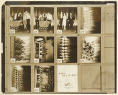 Scenes from the 1928 Rodgers and Hart Musical SHE'S MY BABY, starring Beatrice Lillie, from the NYPL