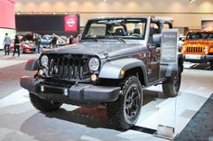2014 Jeep Wrangler Willys Wheeler Edition to Make Los Angeles Debut - Motor Trend WOT