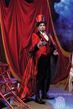 Zarkana est le nouveau spectacle du Cirque du  Soleil à New York, avec Garou notre cher Sherbrooke