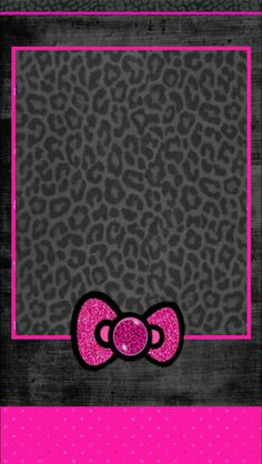 Bow Wallpaper Lock Screen Hello Kitty Backgrounds Phone Cell Wallpapers Gray Background Kawaii Diy
