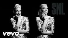 Gwen Stefani - Misery (Live on SNL)