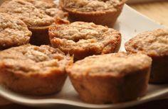 Apple Pie Muffins- no soy, dairy, egg, gluten, corn, nuts | Allergic Adventures