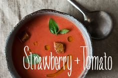 Try it in Eleven Madison's Strawberry Gazpacho recipe on food52.