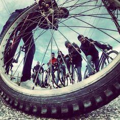 Bike whit friends