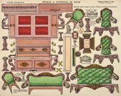 MEUBLES & USTENSILES DE SALON - Castle in the Air Online Shoppe