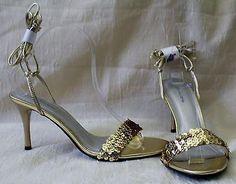 8cf311838cf2 Jolie Victoria Shoes Size 8.5 M