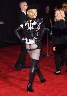 Madonna by Madonna... #Grammys2015