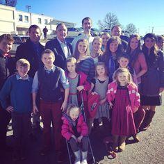 The Duggar Family @duggarfam Attended the annu...Instagram photo | Websta (Webstagram)