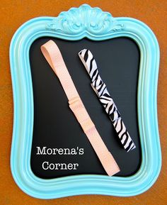 morena's corner: Five Minute Headband Tutorial