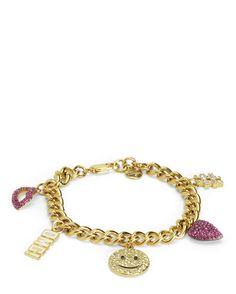 cc71e7489cf PRE-ASSEMBLED BRACELET - Juicy Couture Attraktives Couture Armband
