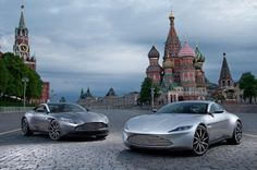 Zum Zum Auto - Electric Cars: Aston Martin has opened a new dealership in Moscow, the first Aston Martin dealership for partner Avilon Automotive