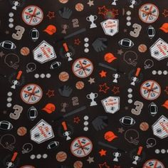 Prací kord tmavě hnědý s obrázky | Manžestry slabé - Prací kordy vzor | Důmlátek.cz - látky a metráž