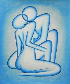 Těla, obrysy,Obrazy do bytu, obrazy ručně malované, obrazy na plátně, obrazy, dekorativní obrazy, moderní obrazy.
