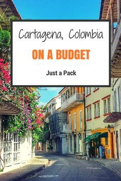 Cartagena, Colombia for as low as $25/day? Yup, it's possible! Here is how.  By…