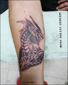Dragon Tattoo ....
