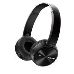 Image de Casque audio Bluetooth® ZX330BT
