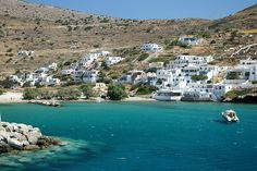 Sikinos, una delle isolette che amo di più