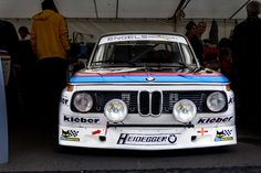 BMW 2002 Heidegger 1975 - le Mans Classic 2012 - by Nicolas Serre, via Flickr