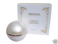 Super moisturizer Oro Gold 24k Deep Day Moisturizer Cream  #OroGold
