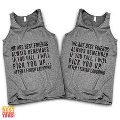 We Are Best Friends | Best Friends Tanks