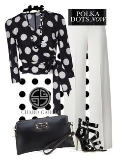 """""""go CG dots"""" by norwich-ave ❤ liked on Polyvore"""