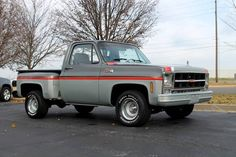 1979 GMC Sierra Grande Step Side