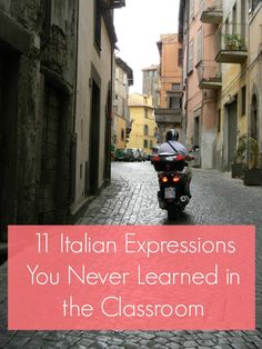 make a list of useful / humorous italian phrases and include spelled-out pronunciation