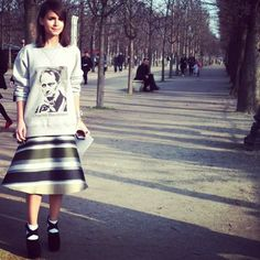 Paris Fashion Week 2013