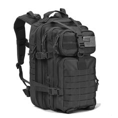 Military Tactical Assault Pack Backpack Army Molle Bug Out Bag