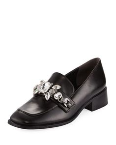 309035a9c5aa24 Love this by MARC JACOBS Tilde Embellished Loafer