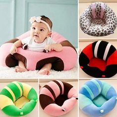 Baby Support Seat Plush Soft Baby Sofa Infant Learning To Si.- Baby Support Seat Plush Soft Baby Sofa Infant Learning To Sit Chair Keep Sitting Posture Comfortable For Months Baby - So Cute Baby, Cute Babies, Baby Sofa Chair, Soft Chair, Baby Couch, Swivel Chair, Chair Cushions, Baby Shop, Bebe Video