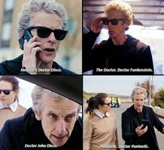 Image result for dr who dr disco quote