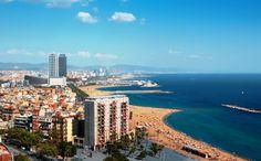10 activités gratuites à Barcelone - Un moment à la plage