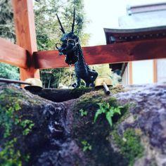 明けましておめでとうございます 今年も宜しくお願いします() #2016年楽しくなれ #龍王神社  #2016  #初詣  #正月 #happynewyear (by uchida125)