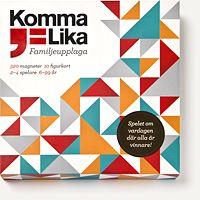 Komma Lika – 4 spelare