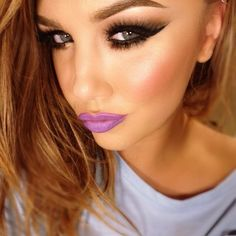 Why can't my face look like this beat?!? :-/