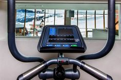 Your wokout routine doesn't have to miss a beat on your winter holiday at Hotel Edelweiss in Hochsolden, Austria. Our gym features a crosstrainer, weights and bike. Hotel Edelweiss, Winter Holidays, Skiing, Gym, Gym Room, Ski, Excercise, Gymnastics Room, Winter Vacations