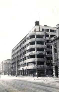10 Lutego 1945r Germany Poland, Cool Countries, City Buildings, Wwii, Multi Story Building, France, Country, Travel, Historia