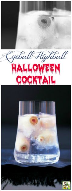 5 Halloween Cocktails and Mocktails - Drinks for Everyone - halloween cocktail ideas