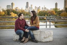 Chicago Lincoln Park Engagement Photos by Green Holly Photography #chicago #engagement #chicagoengagementphotos #wedding #greenhollyphoto