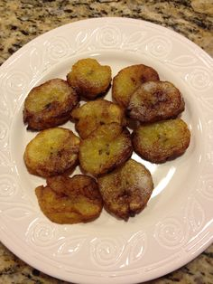 fried plantains, nothing better